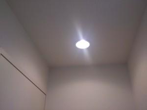白熱電球の光り方